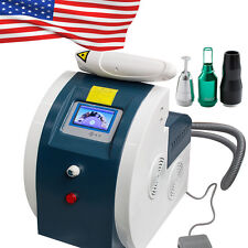 【USA】Laser Tattoo Eyebrow Pigment Removal Beauty Machine 160mJ 350mJ 600mJ Easy