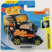 Hot Wheels Rodillo Tostadora experimotors 1/10 Mattel Track Stars