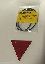 Turck Capacitive Proximity Sensor BC10-QF5.5-AP6X2-0.46-psg3/s250/s727 10-30 vdc
