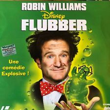 LASERDISC - FLUBBER - VF PAL - DISNEY - ROBIN WILLIAMS