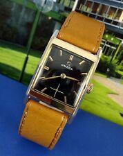 OMEGA Solid 18k Rose Gold Watch Ref. 3946. Manual Caliber R17.8. Ca 1947