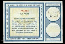 France International Reply Coupon IRC Post Office 99005