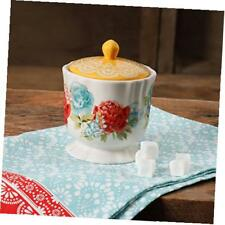 The Pioneer Woman Blossom Jubilee Sugar Pot With Lid