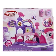Playskool My Little Pony Friends Musical Celebration Castle