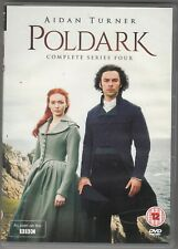 POLDARK - complete series four DVD