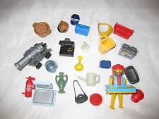 Playmobil  viel Zubehör / Kleinteile für verschiedene Themen  (PM165)