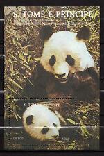 Sao Tome and Principe : Bears 1992 (  MNH )