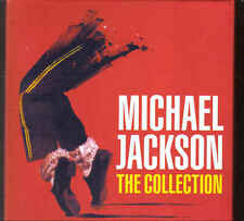 Michael Jackson-The Collection Box With 5 cd albums