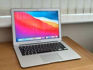 "Apple MacBook Air - A1466 i5 1.6Ghz 13"" 2015 8GB RAM 128GB SSD *BIG SUR* LAPTOP"