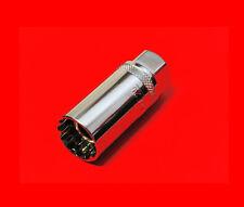 Spezial 21mm Zündkerzen Schlüssel Steckschlüssel mit Kronenfeder Halter B2403