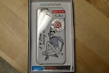 Uncommon Love Girl Blue Deflector Hard Shell Case For iPhone 6 / 6S Brand New 2E