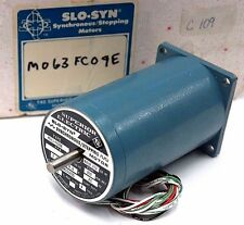 NEW SUPERIOR ELECTRIC M063-FC09E SLO-SYN STEPPING MOTOR BM101025 CLASS B