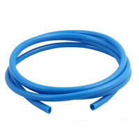 2pcs 8mm x 12mm Pneumatic Air Compressor Tubing PU Hose Tube Pipe 2.8 meter Blue