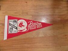 1969 BOSTON RED SOX PENNANT FEATURING TONY & BILLY CONIGLIARO