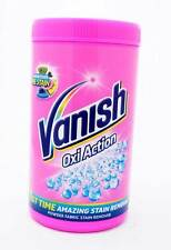 Vanish Oxi Action Powder Laundry Stain Remover In & Pre Wash Large Pink 1.5kg