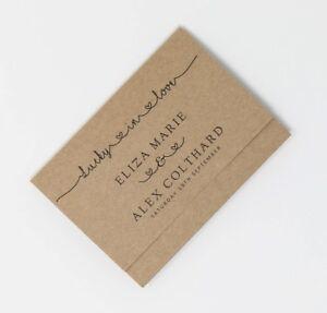 Wedding Favour Idea. Scratch Card Favors. Lottery Wallet. Ticket Holder Gift