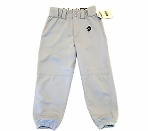 NWT DeMarini Sz S Gray Deluxe Adult Womens Fastpitch Softball Pants WTC7605 GIFT