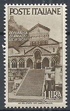 1946 ITALIA AVVENTO 1 LIRA MNH ** - RR12447