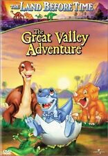 NEW The Great Valley Adventure- The Land Before Time II (DVD)