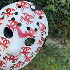 Jason Voorhees Face Mask Costume halloween custom Fashion handmade Friday 13th