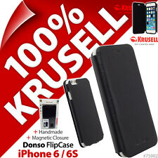 """Krusell Donso Flip Case Cover Wallet for Apple iPhone 6 / 6S FITS 7 / 8 (4.7"""")"""