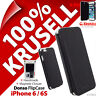 Krusell Donso Synthetic Leather Flip Case Cover Wallet For Apple iPhone 6 / 6S