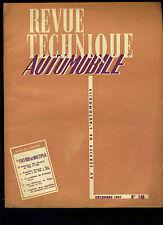 (C12)REVUE TECHNIQUE AUTOMOBILE FIAT 600 et MULTIPLA / 203 PEUGEOT / DAUPHINE