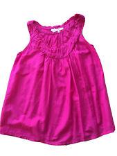Zara Womens Fuschia Pink Top Size S