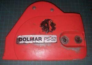 Kettensäge Dolmar PS 52 Kettenraddeckel mit Bremse