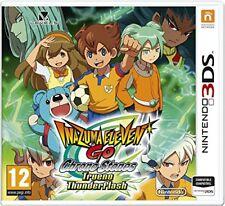 Inazuma Eleven Go Chrone Stone trueno Nintendo 3DS