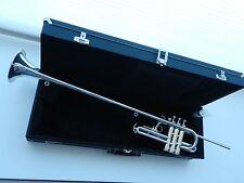 Silver Blessing Artist USA B175 Herald / Fanfare Trumpet - Excellent A+ Shape