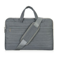 Hynes Eagle Business Briefcase 13.3'' Laptop Velvet Sleeve Case Computer Bag New
