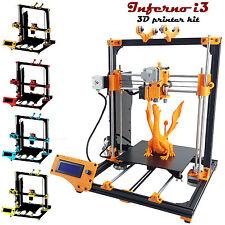 Inferno i3 3d Printer DIY Kit Aluminium Structure ( Unassembled )