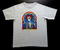 Grateful Dead Skull and Roses shirt (sz large)  Bertha Grateful Dead GARCIA WEIR