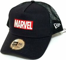 New Era Marvel Logo Men's Adjustable Hat (OSFA) New with Tags