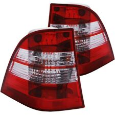 Anzo Tail Lights Red/Clear Set For 98-05 Mercedes-Benz M Class ML320/350 #221134