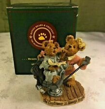Boyds Bears Alice Clipnsnip With Pita No Charge 2001 227774