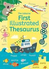 First Illustrated Thesaurus by Jane Bingham Paperback Book CLEARANCE STOCK