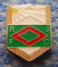 RAMPLA JUNIORS FC MONTEVIDEO URUGUAY FOOTBALL FUSSBALL SOCCER 2000's PIN BADGE