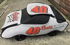 NASCAR Coors Light Sterling Marlin Dodge #40 Car Beer Cooler Daytona Dale Jr