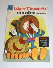 WALT DISNEY COMICS & STORIES #180 10 CT 1955 - WHOLESOME Free Shipping