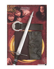 Lord of the Rings Costume Accessory, Kids Aragorn Costume Kit