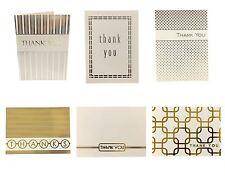 24xThank you Cards & Envelopes Birthday Wedding Craft Bulk Thank you Card Pack