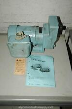 Sumitomo Neo Gear Reducer Motor Altax Drive CNHM01 1/8HP Ratio 25 w/ Brake