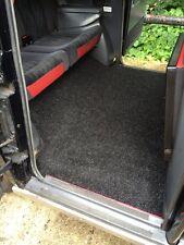 Fairway rear replacment carpet London Taxi