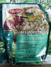 Viper Insect Dust 4lb. Vegetables, Ornamentals, Fruits, Dogs, Livestock, Horses