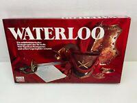 Waterloo von Parker Brettspiel Gesellschafts militärhistorisches Strategiespiel
