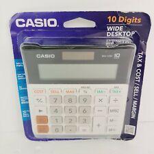 Casio MH-10 10-Digit Desktop Calculator Cost/Sell/Margin Office Equipment