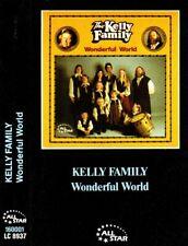 Kelly Family • Wonderful World Musikkassette