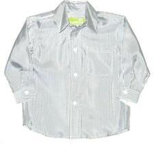 Boys grey white SPEC OCC l/s shirt sz 1 NEW bnwt
